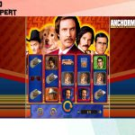 Spielautomat Anchorman: The Legend Of Ron Burgundy - kostenlos spielen, übersicht