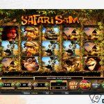 Spielautomat Safari Sam - kostenlos spielen, übersicht